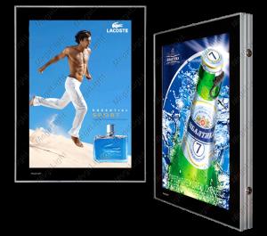 Outdoor – все достоинства интерьерной световой панели в наружной рекламе.  Outdoor - односторонний вариант мегалайта с креплением на фасаде задания.